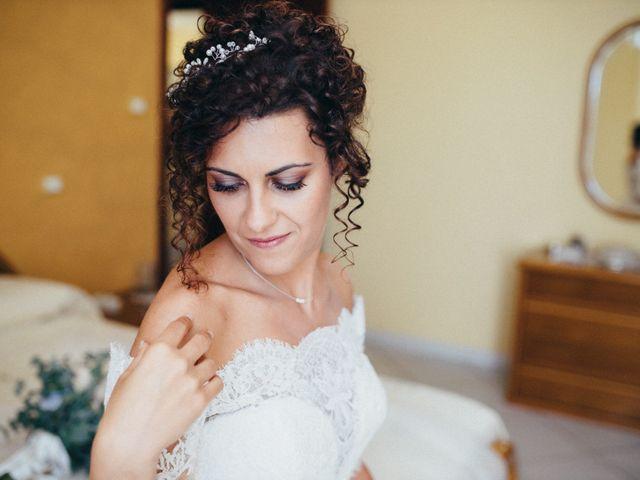 Il matrimonio di Alessandro e Cristina a Manoppello, Pescara 11