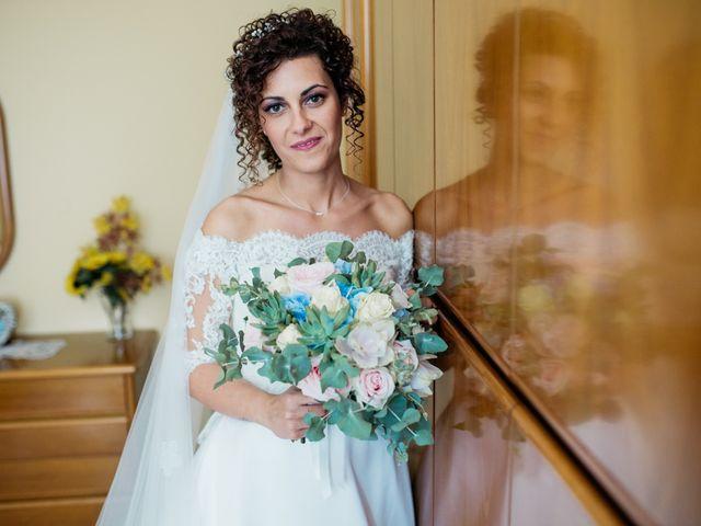 Il matrimonio di Alessandro e Cristina a Manoppello, Pescara 12