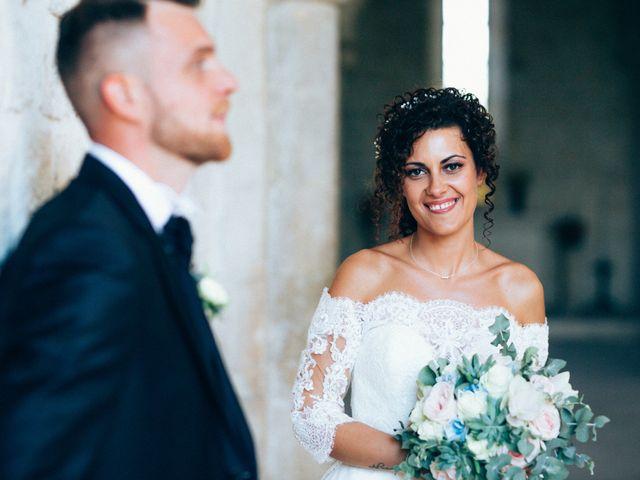 Il matrimonio di Alessandro e Cristina a Manoppello, Pescara 20