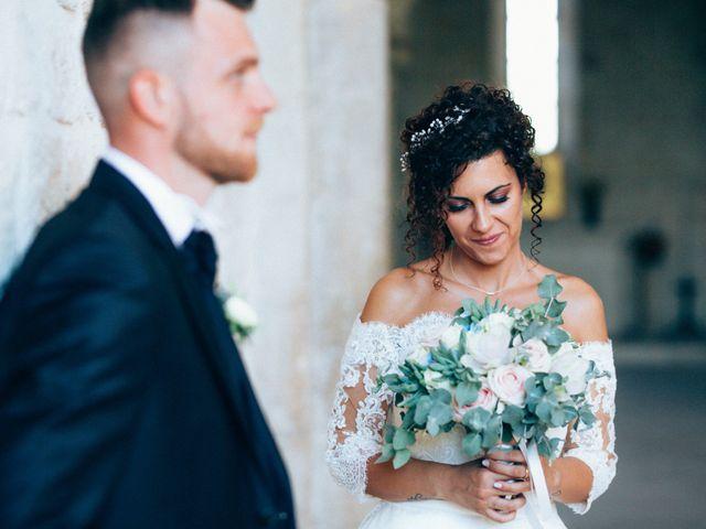Il matrimonio di Alessandro e Cristina a Manoppello, Pescara 21