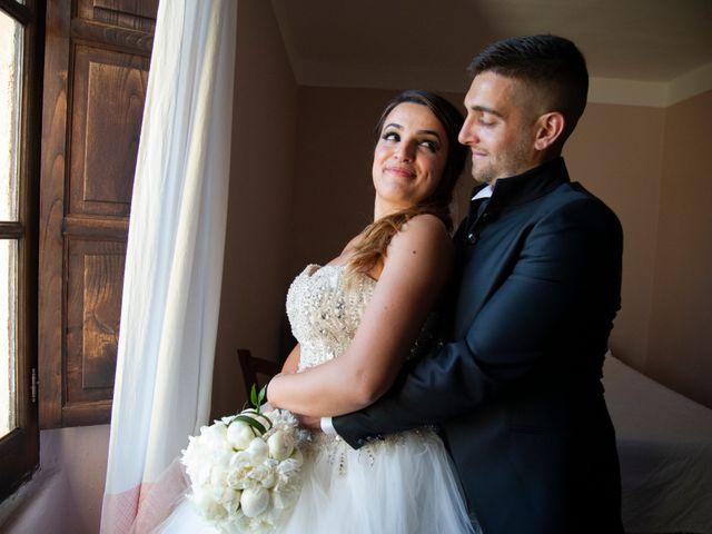 Il matrimonio di Roberto e Caterina a Oniferi, Nuoro 1
