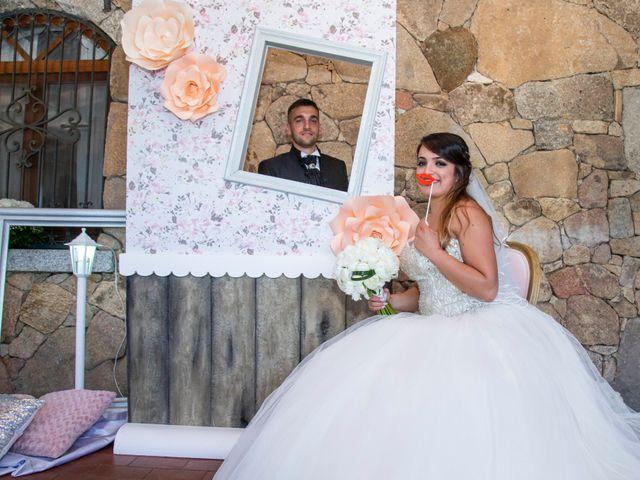 Il matrimonio di Roberto e Caterina a Oniferi, Nuoro 2