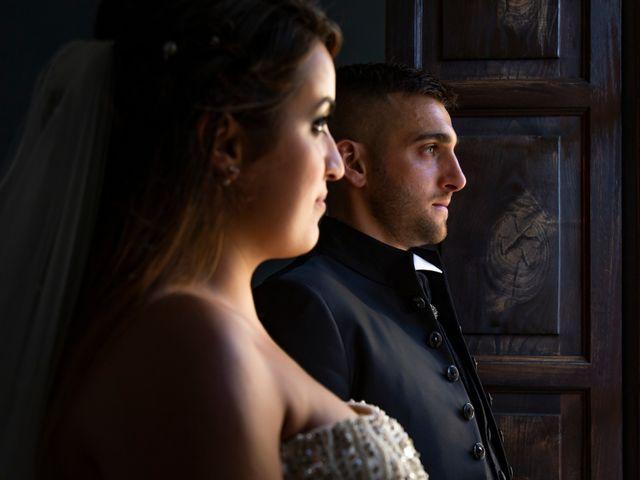 Il matrimonio di Roberto e Caterina a Oniferi, Nuoro 12