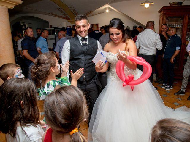 Il matrimonio di Roberto e Caterina a Oniferi, Nuoro 15
