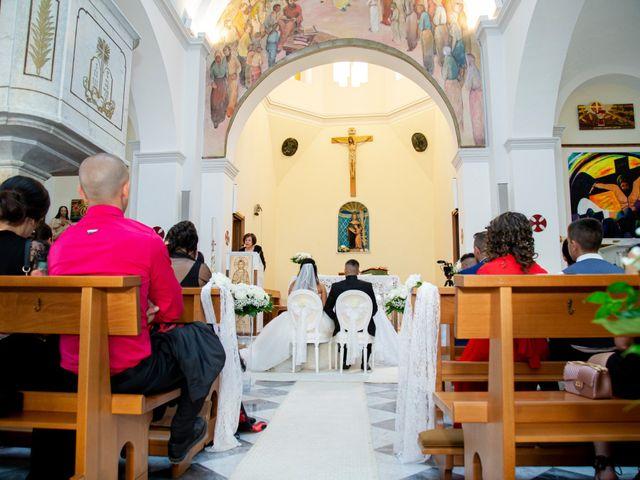 Il matrimonio di Roberto e Caterina a Oniferi, Nuoro 16