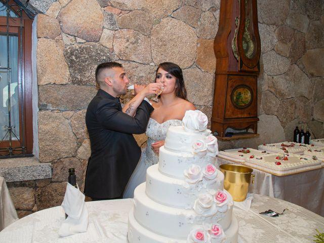 Il matrimonio di Roberto e Caterina a Oniferi, Nuoro 17