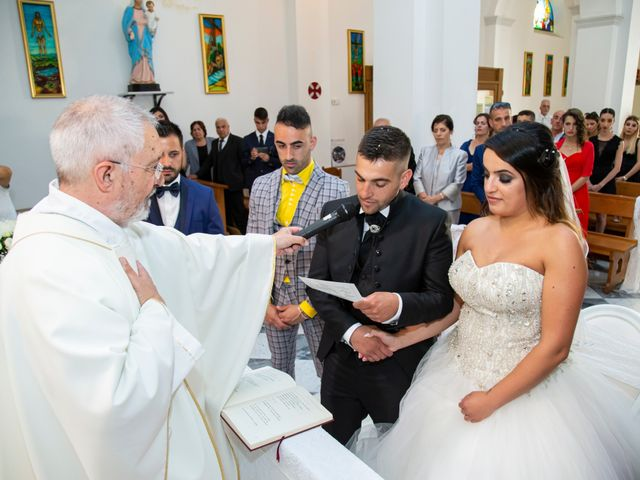 Il matrimonio di Roberto e Caterina a Oniferi, Nuoro 20
