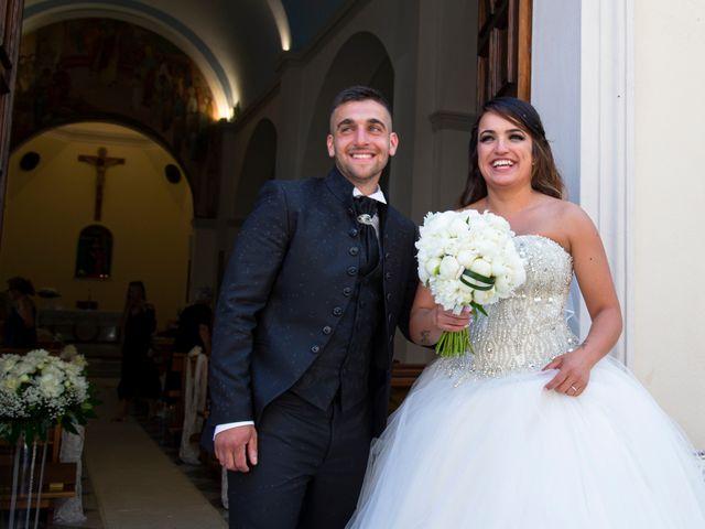 Il matrimonio di Roberto e Caterina a Oniferi, Nuoro 21