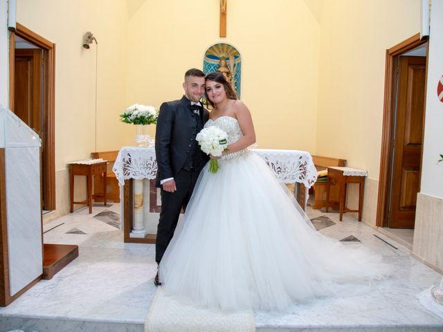 Il matrimonio di Roberto e Caterina a Oniferi, Nuoro 22