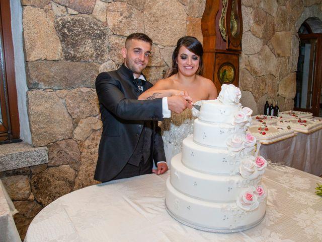 Il matrimonio di Roberto e Caterina a Oniferi, Nuoro 24