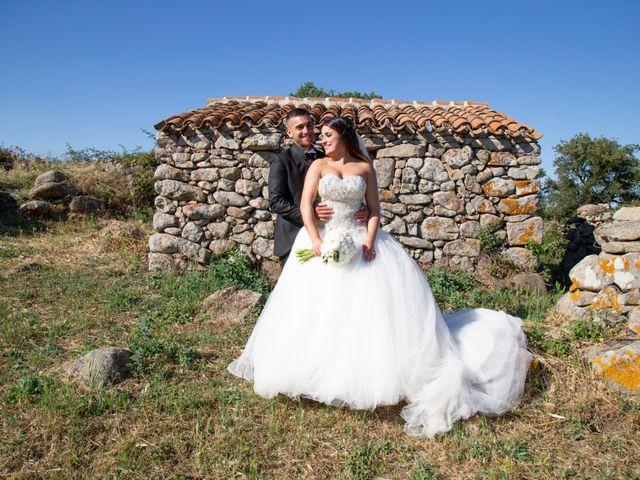 Il matrimonio di Roberto e Caterina a Oniferi, Nuoro 32