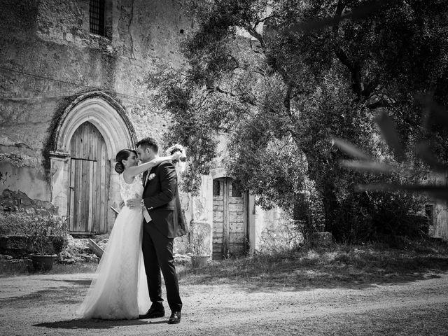Le nozze di Federica e Giulio