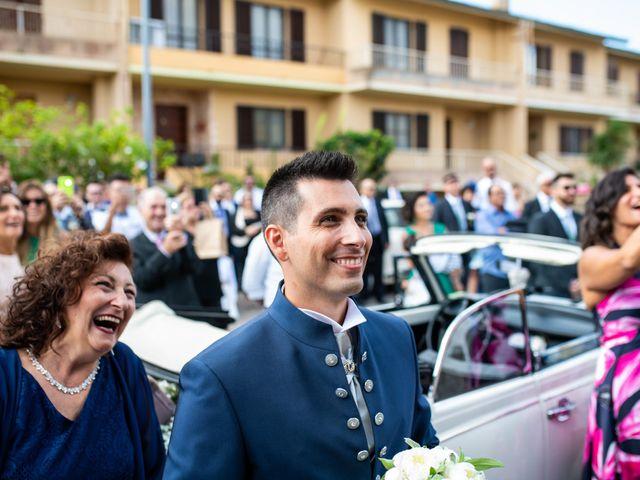 Il matrimonio di Simone e Maura a Oristano, Oristano 16