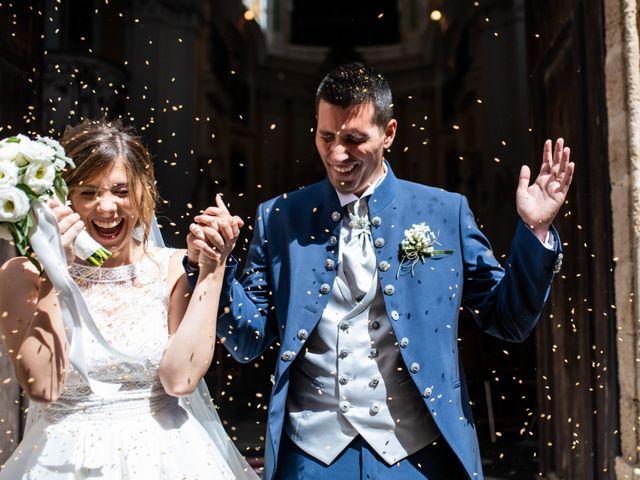 Il matrimonio di Simone e Maura a Oristano, Oristano 22