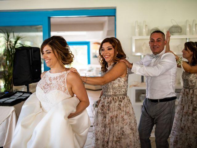 Il matrimonio di Simone e Maura a Oristano, Oristano 30