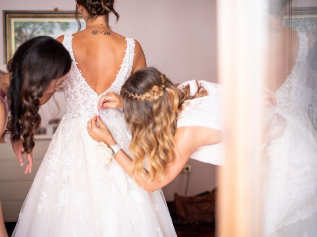 Il matrimonio di Fabio e Michela a Bergamo, Bergamo 23