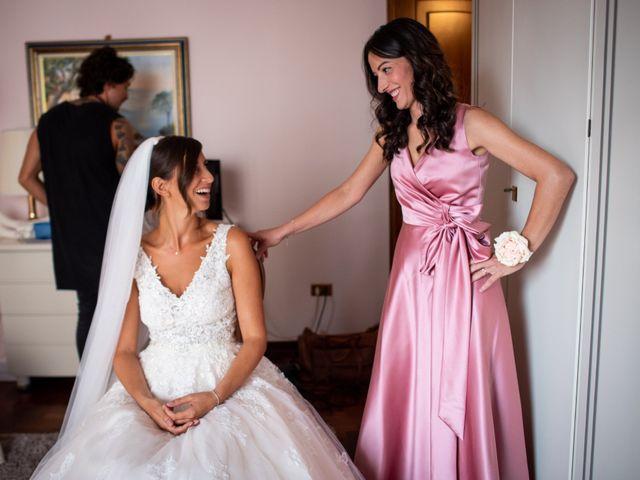 Il matrimonio di Fabio e Michela a Bergamo, Bergamo 27