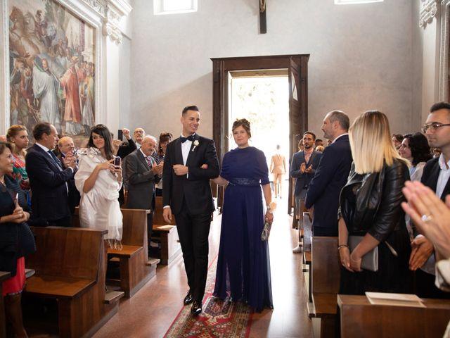 Il matrimonio di Fabio e Michela a Bergamo, Bergamo 33