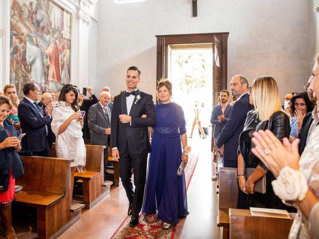 Il matrimonio di Fabio e Michela a Bergamo, Bergamo 34