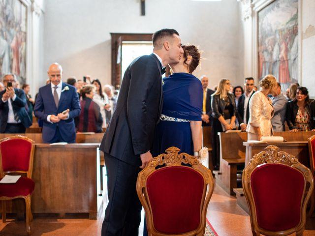Il matrimonio di Fabio e Michela a Bergamo, Bergamo 35