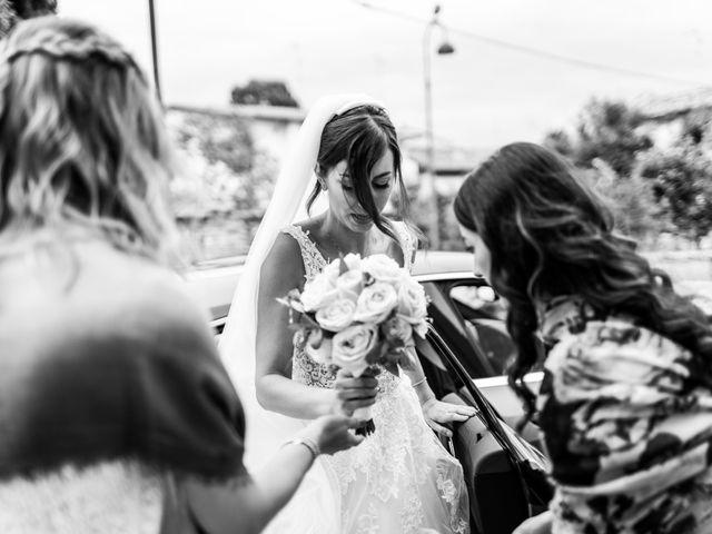 Il matrimonio di Fabio e Michela a Bergamo, Bergamo 36