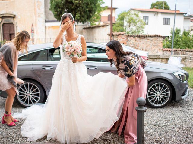 Il matrimonio di Fabio e Michela a Bergamo, Bergamo 38