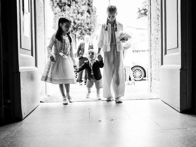 Il matrimonio di Fabio e Michela a Bergamo, Bergamo 39