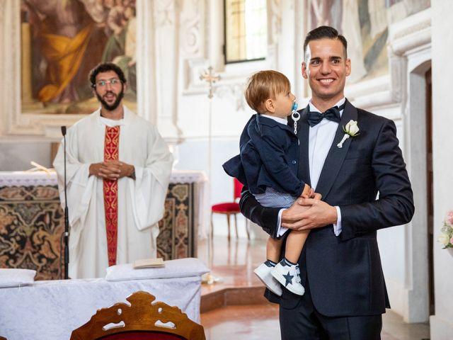 Il matrimonio di Fabio e Michela a Bergamo, Bergamo 40