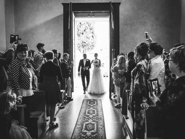 Il matrimonio di Fabio e Michela a Bergamo, Bergamo 41