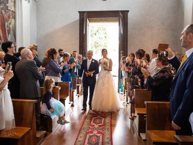 Il matrimonio di Fabio e Michela a Bergamo, Bergamo 42