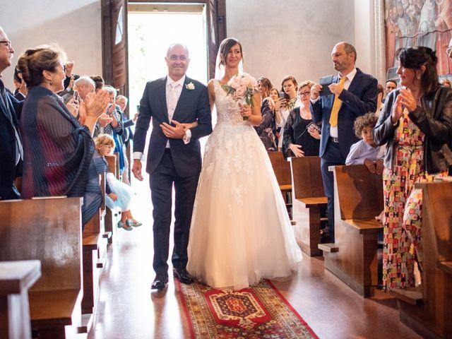 Il matrimonio di Fabio e Michela a Bergamo, Bergamo 43