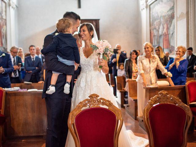 Il matrimonio di Fabio e Michela a Bergamo, Bergamo 44