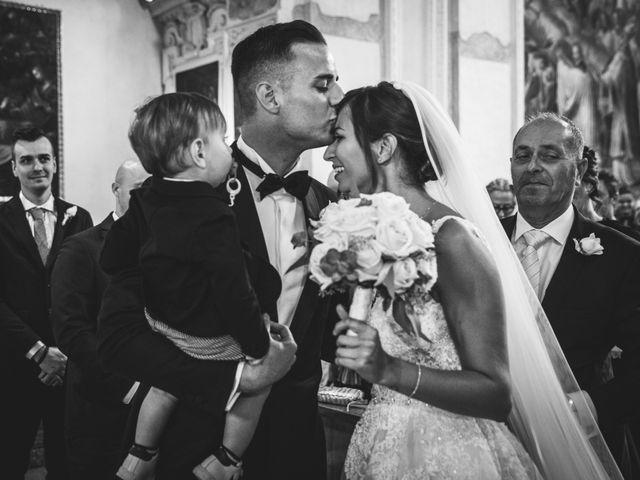 Il matrimonio di Fabio e Michela a Bergamo, Bergamo 45
