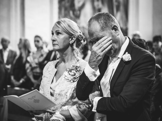 Il matrimonio di Fabio e Michela a Bergamo, Bergamo 48