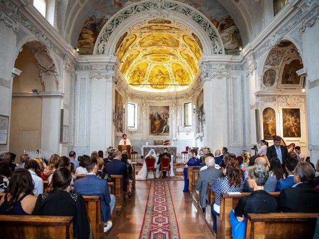 Il matrimonio di Fabio e Michela a Bergamo, Bergamo 49
