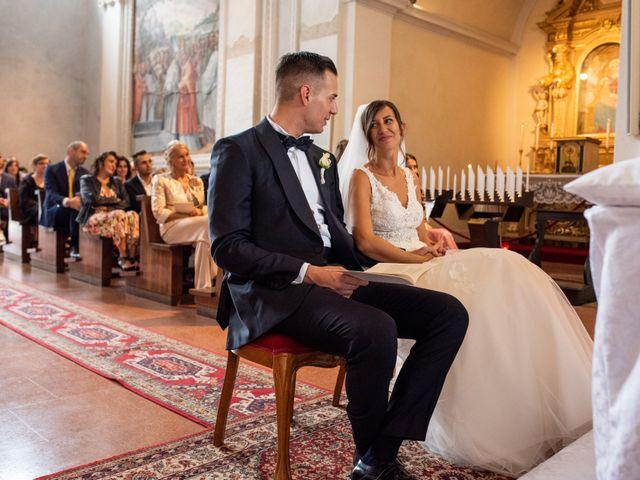 Il matrimonio di Fabio e Michela a Bergamo, Bergamo 52