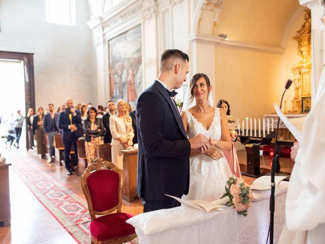 Il matrimonio di Fabio e Michela a Bergamo, Bergamo 53