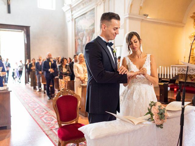 Il matrimonio di Fabio e Michela a Bergamo, Bergamo 54