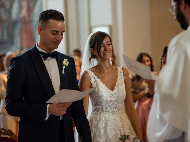 Il matrimonio di Fabio e Michela a Bergamo, Bergamo 55