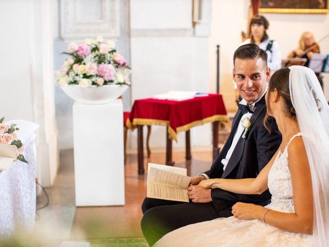 Il matrimonio di Fabio e Michela a Bergamo, Bergamo 56