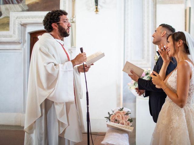 Il matrimonio di Fabio e Michela a Bergamo, Bergamo 57