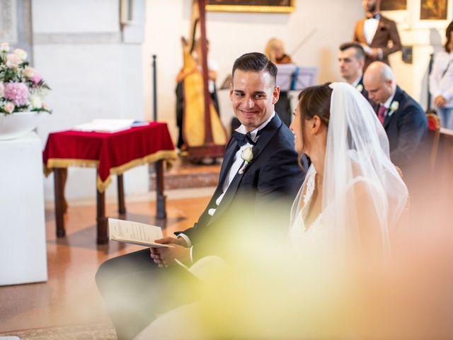 Il matrimonio di Fabio e Michela a Bergamo, Bergamo 58