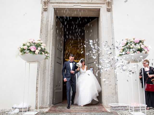 Il matrimonio di Fabio e Michela a Bergamo, Bergamo 59