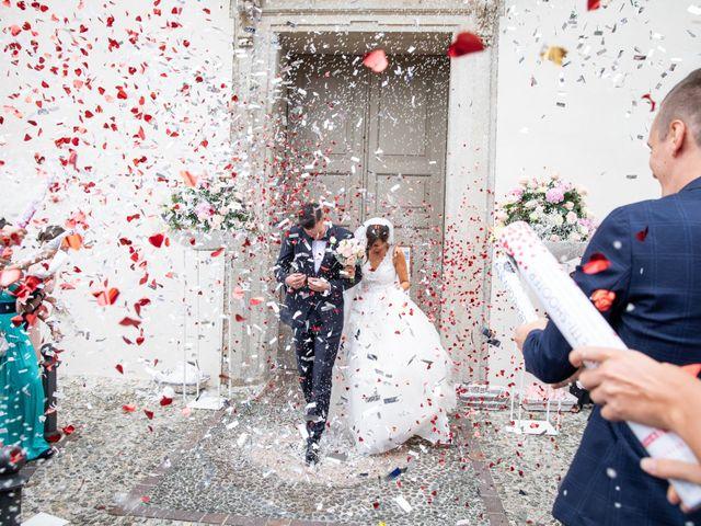Il matrimonio di Fabio e Michela a Bergamo, Bergamo 60