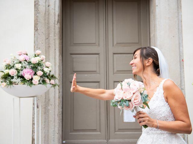 Il matrimonio di Fabio e Michela a Bergamo, Bergamo 61