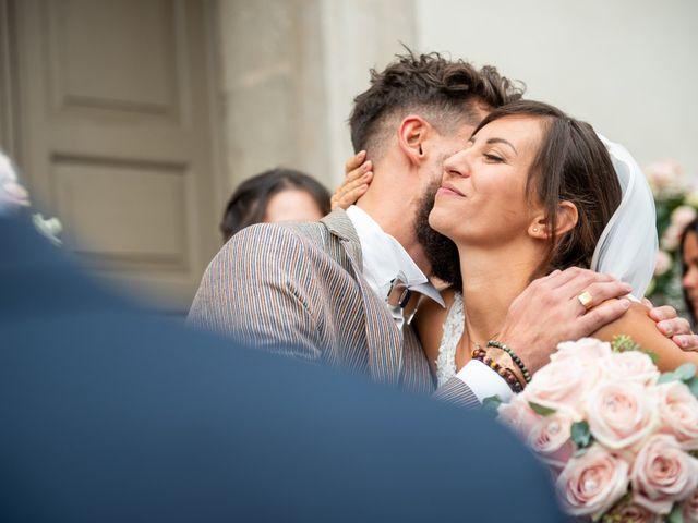 Il matrimonio di Fabio e Michela a Bergamo, Bergamo 63