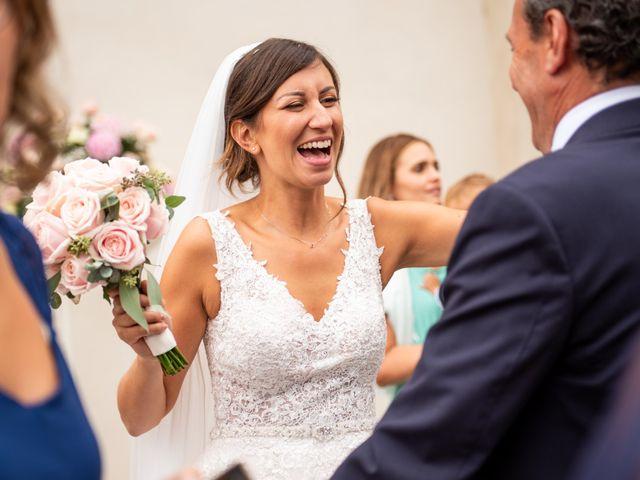 Il matrimonio di Fabio e Michela a Bergamo, Bergamo 64