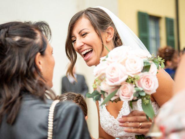 Il matrimonio di Fabio e Michela a Bergamo, Bergamo 65