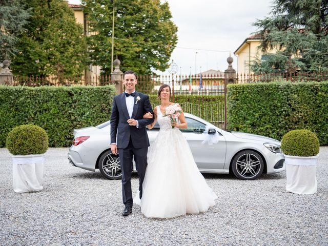 Il matrimonio di Fabio e Michela a Bergamo, Bergamo 66