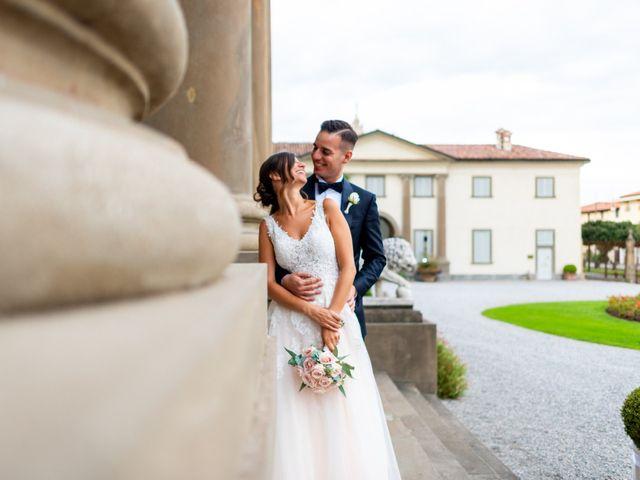 Il matrimonio di Fabio e Michela a Bergamo, Bergamo 69